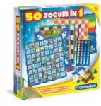 Clementoni 50 jocuri in 1 (CL60198) Joc de societate