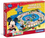 Clementoni Cursa cu Obstacole - Disney (CL60197) Joc de societate