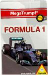 Piatnik Formula 1 autók - kvartett kártyajáték