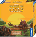 Kosmos Colonistii din Catan - Extensie Negustori si Barbari 3-4 Jucatori Joc de societate