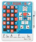 Melissa & Doug Spanzuratoarea - Joc de cuvinte (MD2095) Joc de societate