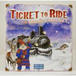 Days of Wonder Ticket to Ride Nordic Countries - angol nyelvű