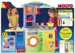 Gonher Gyermek elektromos konyha 17 részes 23676