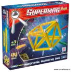 Supermag Supermag: Maxi ONE color jucărie cu magnet de 44 bucăţi (0122)
