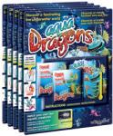 World Alive Aqua Dragons - Víz alatti élővilág - élőlények utántöltő (pete, eledel) (WA4004)