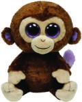 TY Inc Beanie Boos: Coconut - Baby maimuta maro 24cm (TY36901)