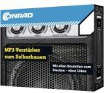 Conrad MP3 erősítő építő készlet (10128)