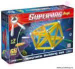 Supermag Supermag: Maxi ONE color jucărie cu magnet de 66 bucăţi
