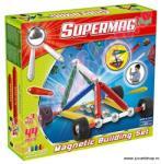Supermag Supermag: Maxi Wheels jucărie cu magnet de 44 bucăţi