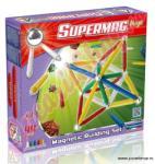 Supermag Supermag: Maxi classic jucărie cu magnet de 44 bucăţi (0102) Jucarii de constructii magnetice