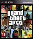 Rockstar Games Grand Theft Auto San Andreas (PS3) Játékprogram