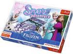 Trefl Disney Frozen: Snow Adventure - Aventura cu zapada (TR01292) Joc de societate