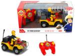 Dickie Toys Sam a tűzoltó távirányítós quad - Mercury