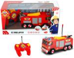 Dickie Toys Sam a tűzoltó távirányítós tűzoltóautó - Jupiter