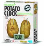 4M Kidz Labs - Green Science - Krumpli óra