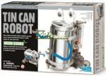 4M Green Science - Készíts robotot fém üdítős dobozból