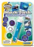 Brainstorm Shark Torch - Cápa lámpa és kivetítő (E2031)
