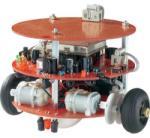 C-Control Programozható robot építőkészlet (Pro-BOT129)