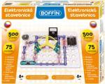 Boffin I-500 tudományos elektromos készlet 75 db-os