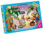 Dohány DOHANY 619-1 Joc de societate Piraţii şi Labirintul 34*24*4 cm (DH619-1) Joc de societate