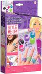 Style Me Up! Csillámos gyűrűkészítő szett