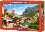 Castorland Mostar óvárosa, Bosznia Hercegoniva 1500 db-os (C-151387)