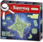 Supermag Classic fluoreszkálós mágneses elemek - 72db