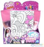 Color Me Mine Color Me Mine: Diamond Party Színezhető Xl Válltáska (CIFE, CMM86305)