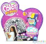Color Me Mine Color Me Mine: Színezhető Mini Party Táska - Diamond Party (CIFE, CMM86295)