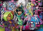 Monster High - 200 Db-os Csillámporos Puzzle(Clementoni, 29651)