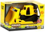 Toy State CAT: Mini maşini de lucru - Buldozer pe şenile, 18 cm (MH-82012)