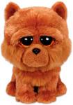 TY Inc Beanie Boos - Barley, a barna kutya 15cm (TY36193)
