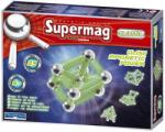 Supermag Classic fluoreszkálós mágneses elemek - 35db