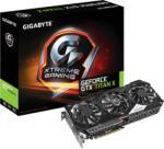 GIGABYTE GeForce GTX TITAN X 12GB GDDR5 384bit PCIe (GV-NTITANXXTREME-12GD-B) Видео карти