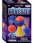 Hanky Panky Magic Show bűvészdoboz - 15 trükk - Golyó és váza