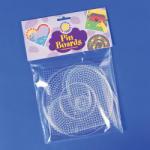 Playbox Sablon gyöngyképekhez - 3db (2455995)