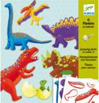 DJECO Jancsiszöges figurák - Dinoszauruszok