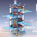 Klein Parcare Bosch cu 5 nivele (TK2813)
