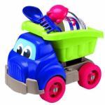 Ecoiffier Camion cu set pentru nisip (eco_0508)