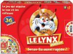 Educa EDU12843 Joc de societate franţuzesc Le Lynx Junior 36 bucati (EDU12843) Joc de societate
