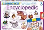 Educa 14997 Joc de societate engleză Conector Encyclopedic 352 de întrebări 39*26*5 cm (EDU14997) Joc de societate