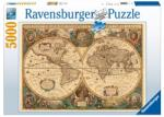 Ravensburger Antik világtérkép 5000 db-os (174119)