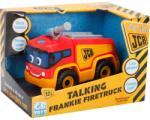 Golden Bear Toys Primul meu JCB - Masina de pompieri Frankie cu sunete (GD3990)