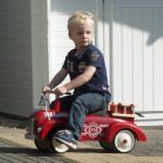 Retro Roller Speedster Autó 0706114