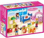 Playmobil Dollhouse - Színes gyerekszoba (5306)