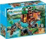 Playmobil Wild Life - Kalandorok faháza (5557)