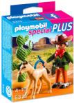 Playmobil Special Plus - Cowboy csikóval (5373)