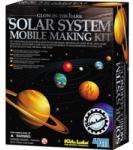 4M Kidz Labs - 3D Naprendszer modell, világít a sötétben (00-03225)