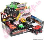 Mega Creative BigFoot maşini în mai multe variante