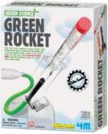 4M Kidz Labs - Green Science - Zöld rakéta